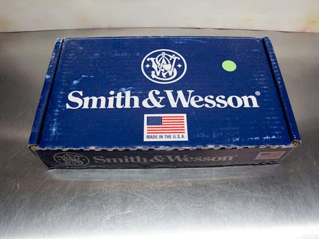 Smith-Wesson 22A Box