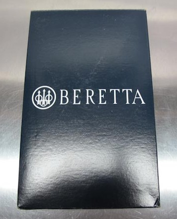 Beretta Nano outer shipping box