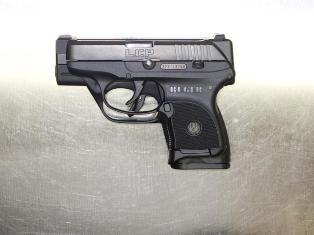 Ruger LCP overlay on the Berretta Nano